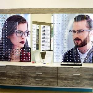 Wystawa okularów