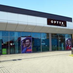 Salon optyczny Optyk